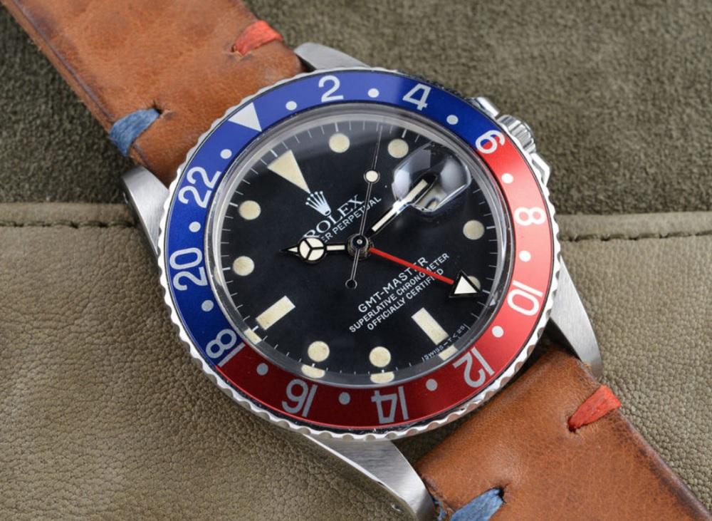 Đồng hồ cũ Rolex GMT-Master