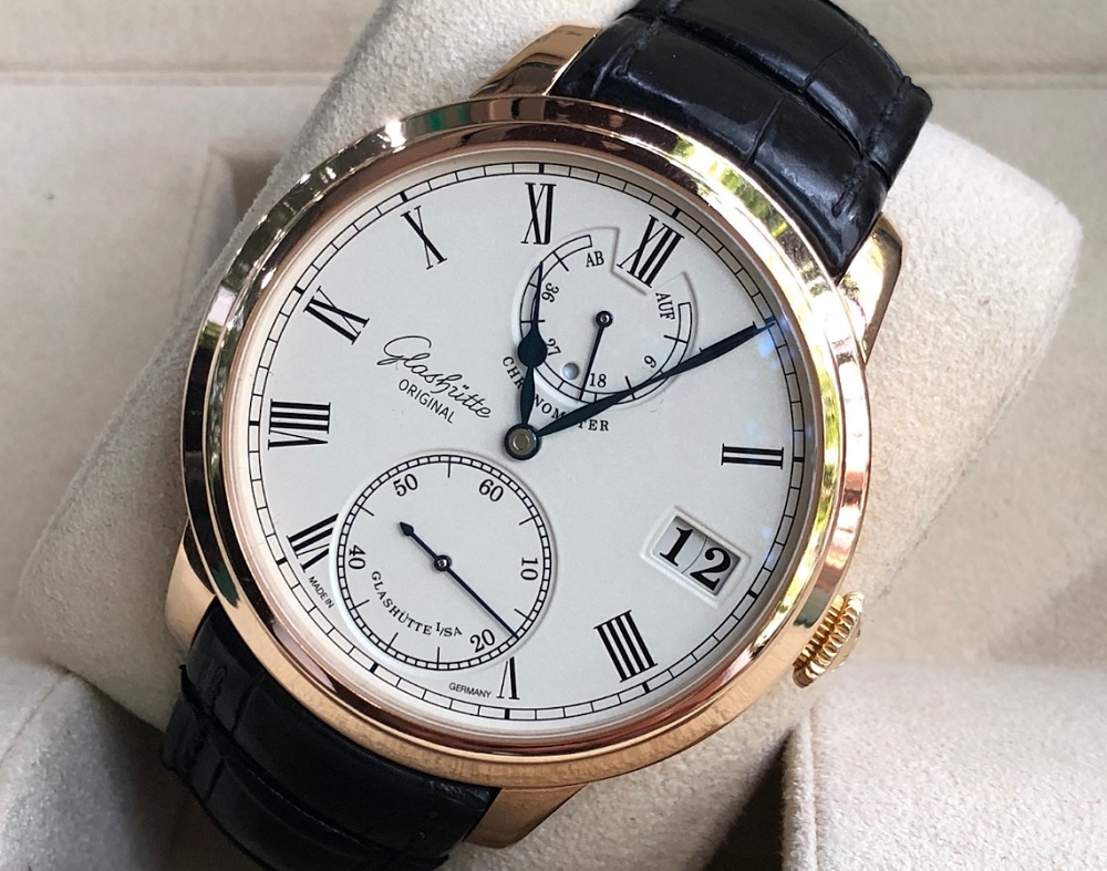 Đồng hồ nam Glashutte Original Senator Chronometer-1