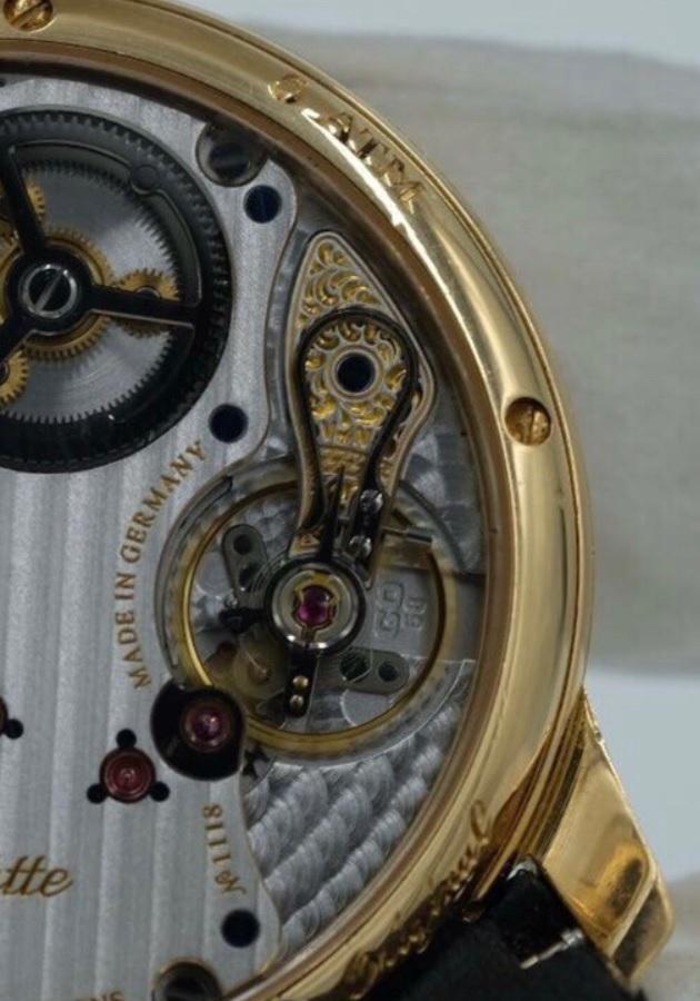 Đồng hồ nam Glashutte Original Senator Chronometer-3