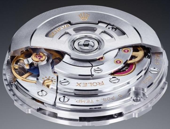 Bộ máy Rolex 3255
