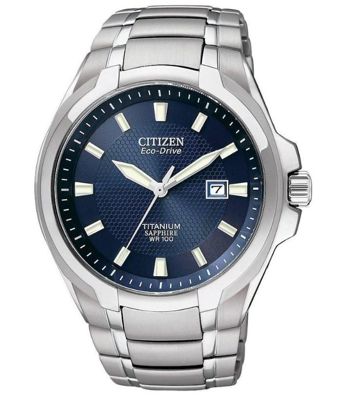 Citizen_Eco-Drive_Men's_Titanium_Watch_With_Blue_Dial