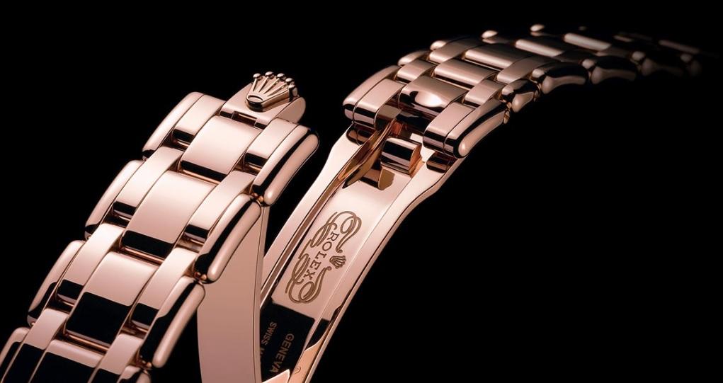 Dây đeo đồng hồ Rolex