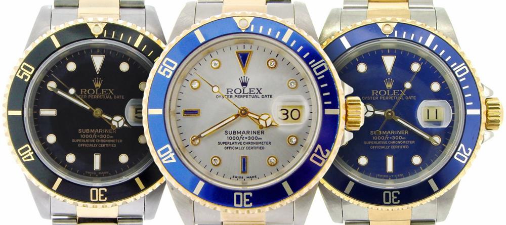 Đánh giá đồng hồ Rolex Submariner 16613