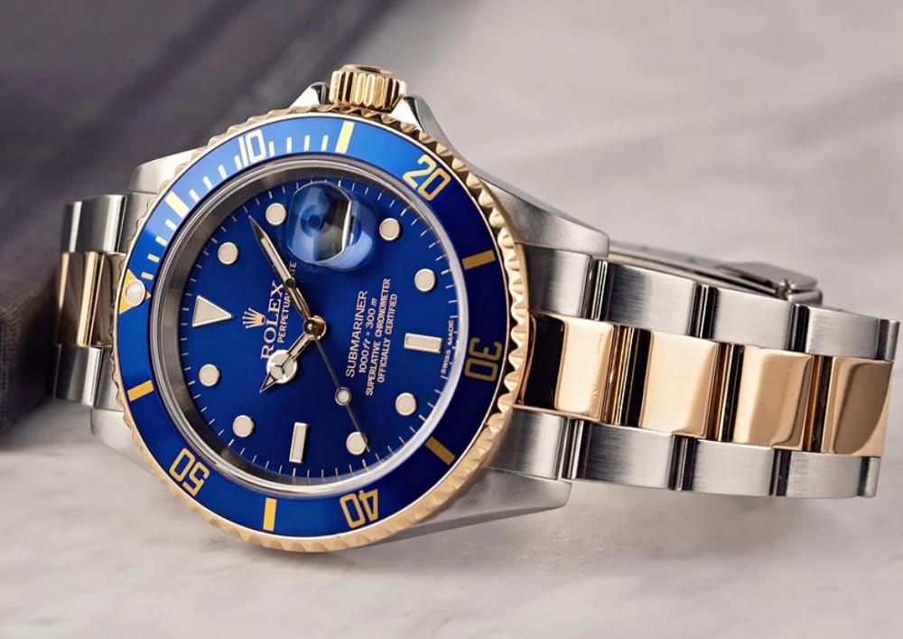 Đồng hồ Rolex Submariner 16613 Rolesor