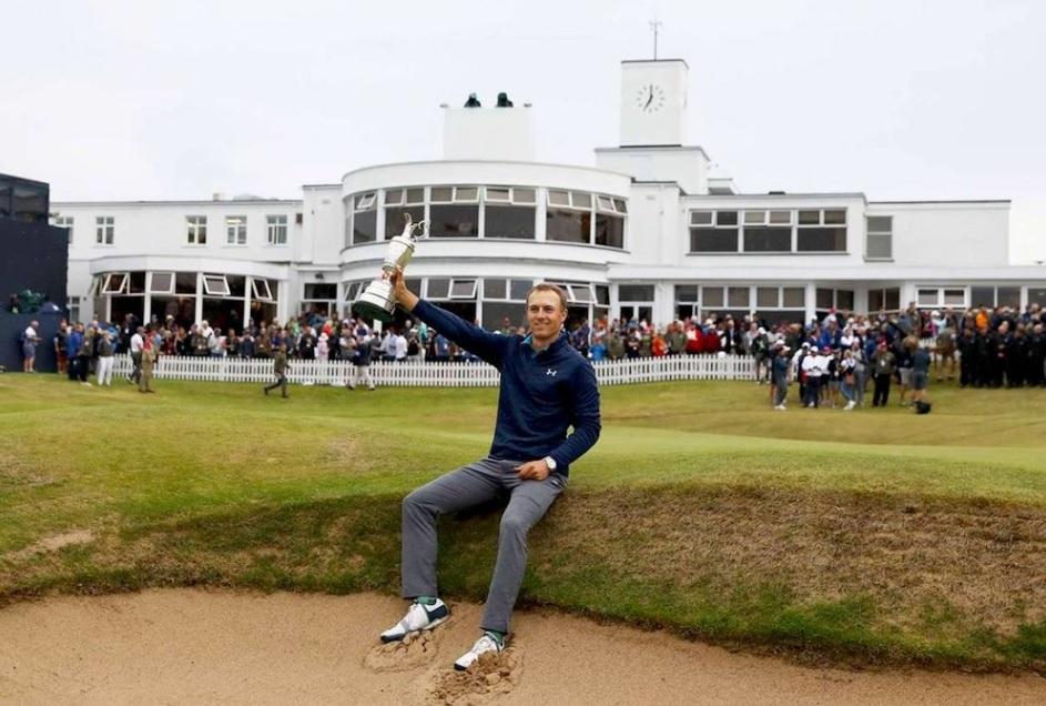 Golf thủ Jordan Spieth