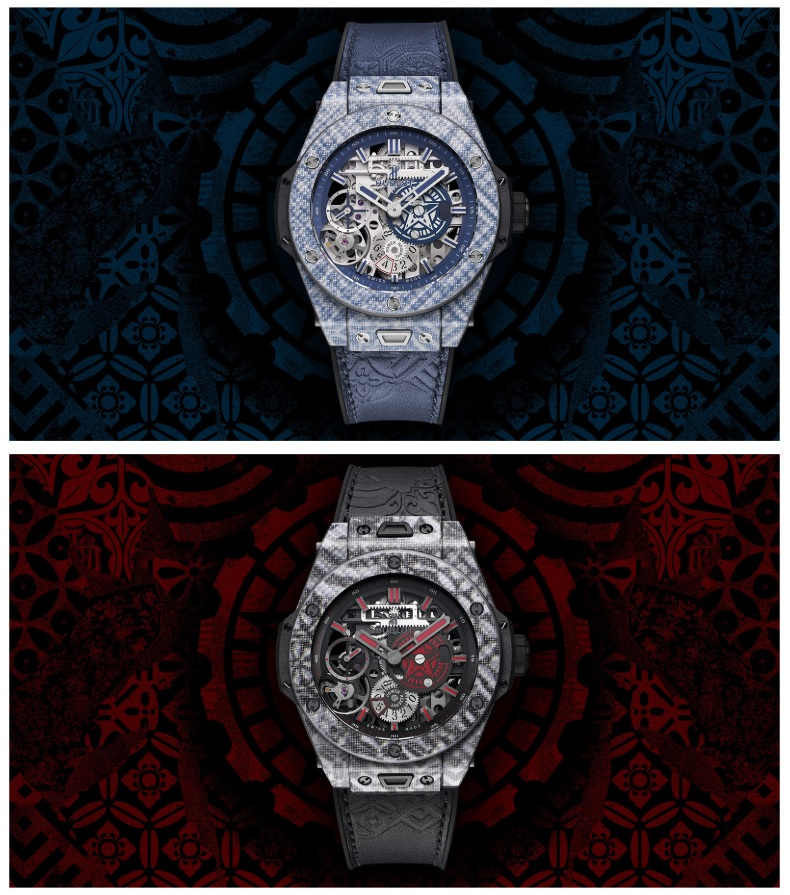 Hublot Big Bang Meca-10 Shepard Fairey-1