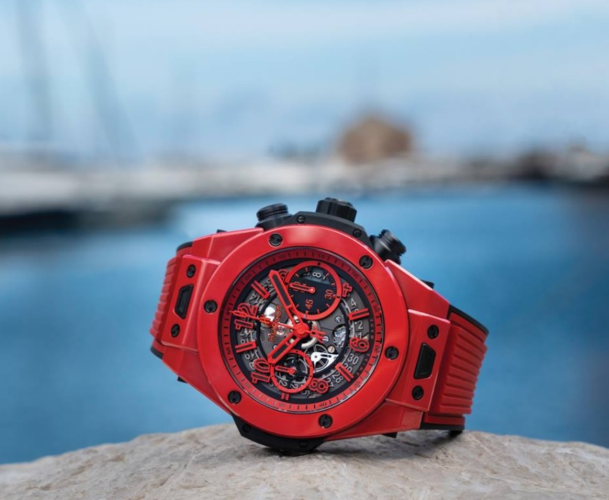 Hublot Big Bang Red Ceramic