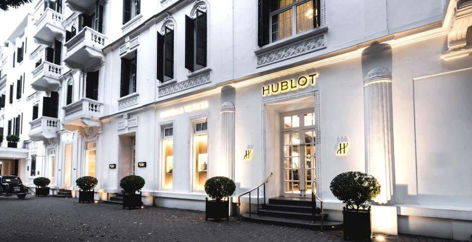 Hublot_đặt_cửa_hàng_tại_khách_sạn_Sofitel_Legend_Metropole_Hà_Nội