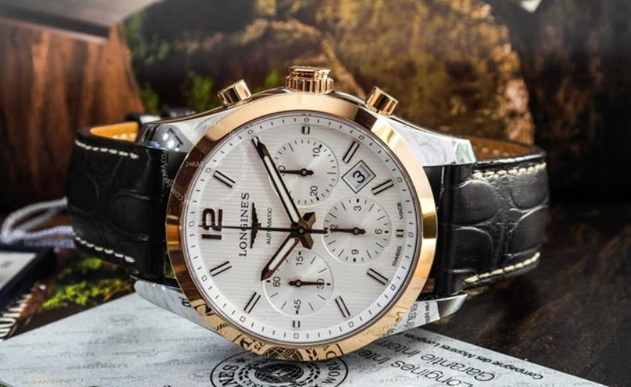 Longines Conquest Chronograph L27865763