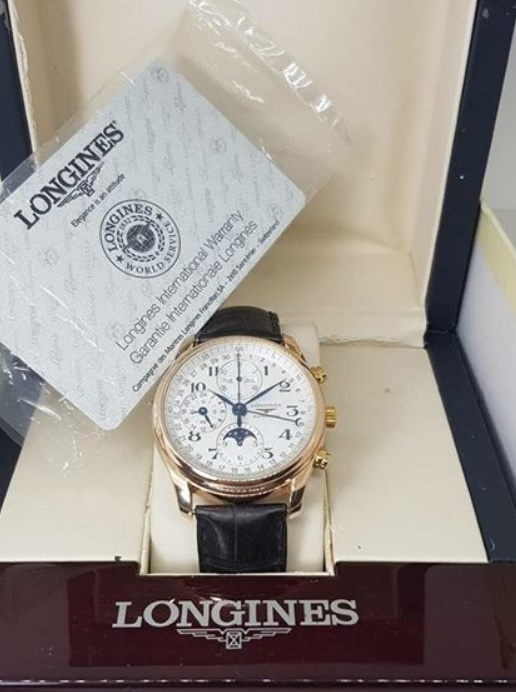 Longines Master Collection L26738783-1