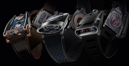 MB&F HM8 Can-Am - MB&F HMX - MB&F HM5