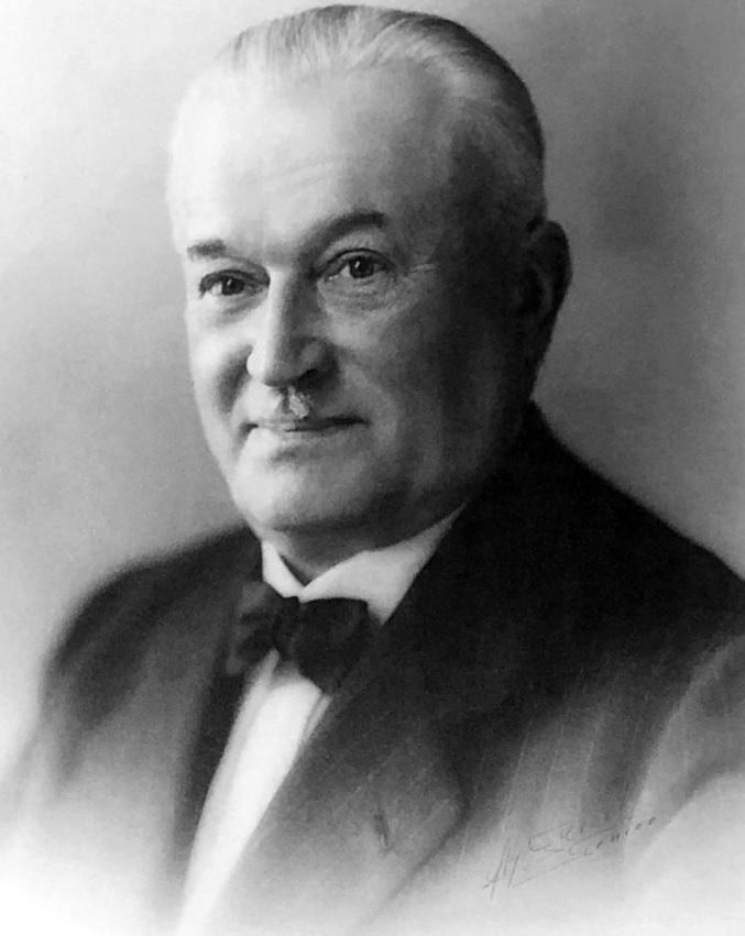 Ngài Hans Wilsdorf – cha đẻ của công ty đồng hồ độc lập lớn nhất thế giới