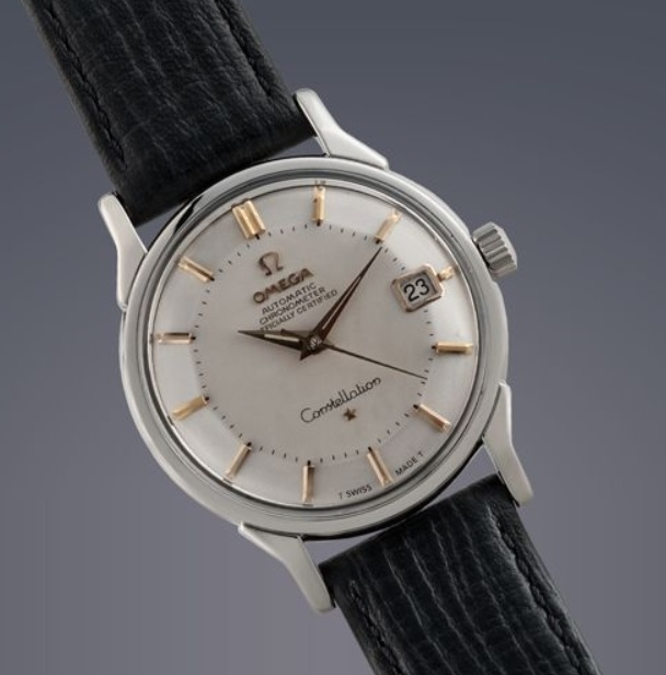 Omega Constellation Pie Pan giá bán 2.622 USD