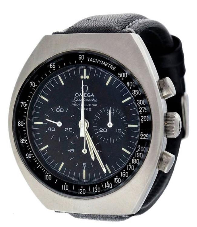Omega Speedmaster Mark II Chronograph giá bán 2.995 USD