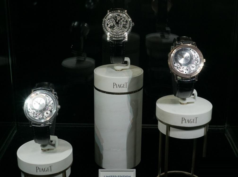 Piaget Altiplano-Dòng đồng hồ nổi tiếng với thiết kế siêu mỏng