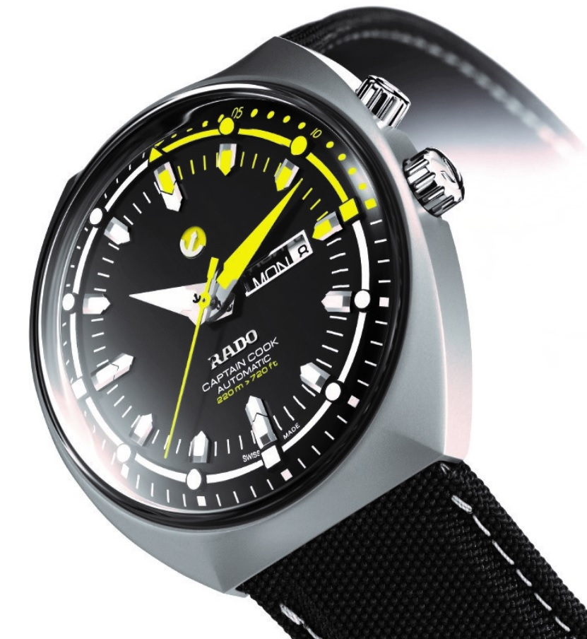 Rado-Tradition-Captain-Cook-MKIII-Automatic-Dive-Watch