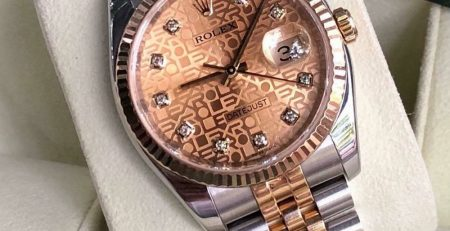 Rolex Oyster Perpetual DateJust 36 Ref.116233