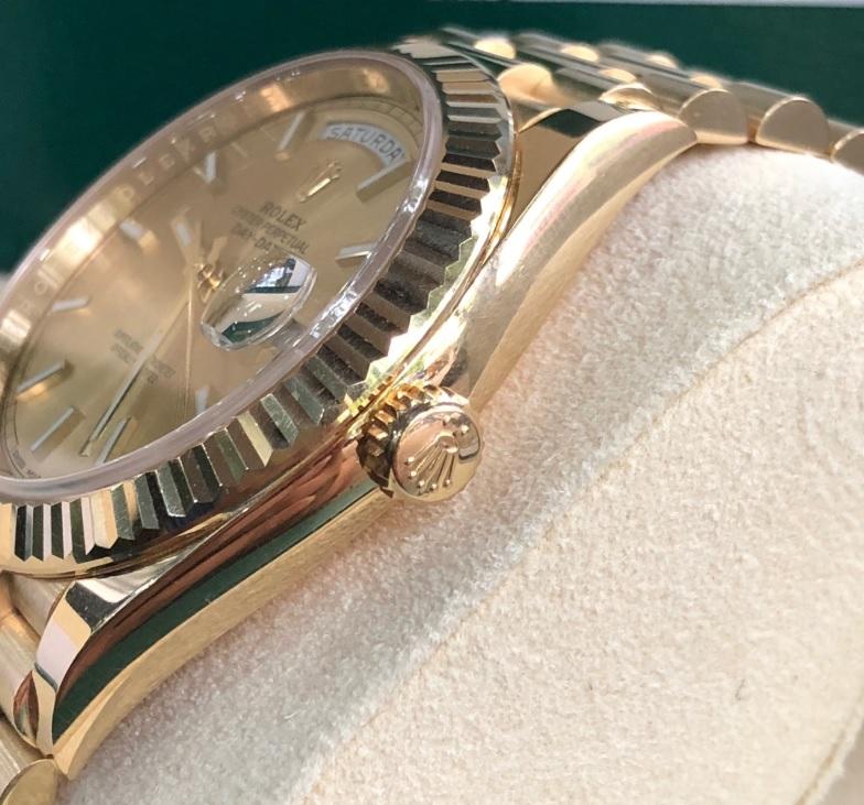 Rolex 228238 day-date vàng hồng sản xuất 07.2017-1