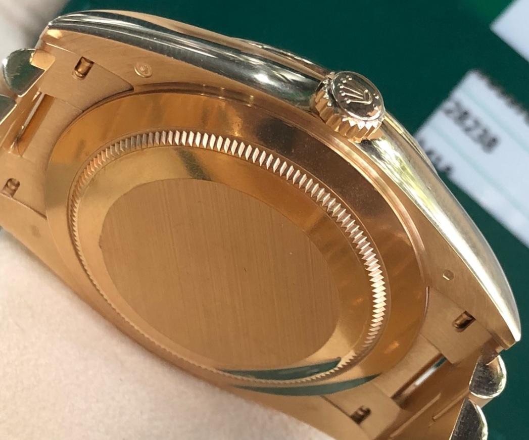 Rolex 228238 day-date vàng hồng sản xuất 07.2017-2