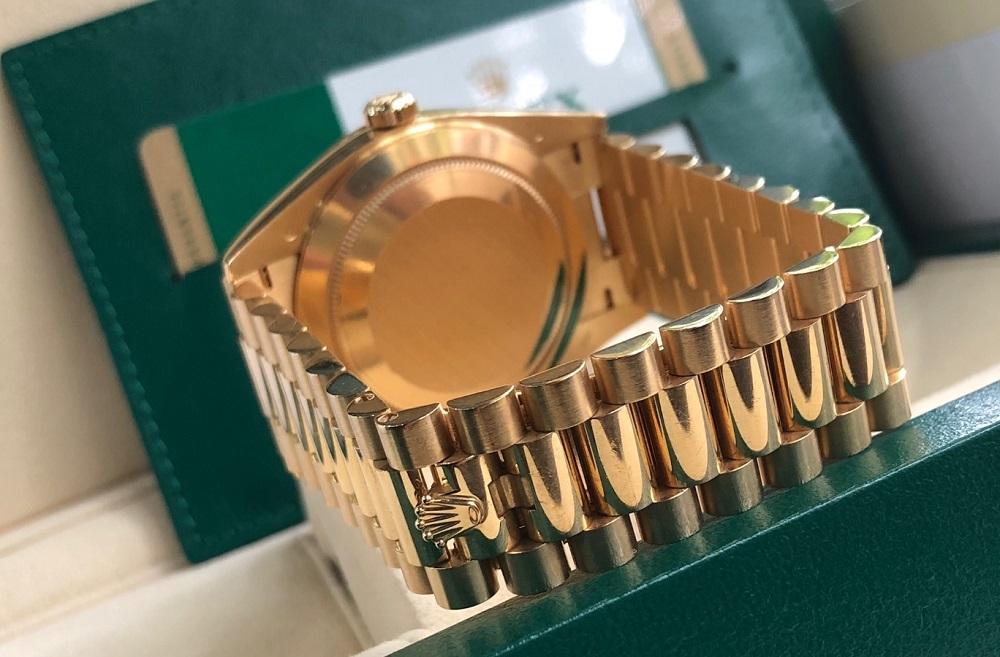 Rolex 228238 day-date vàng hồng sản xuất 07.2017-3