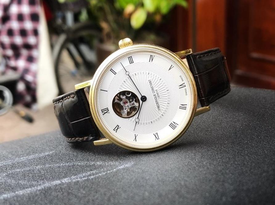 Thu mua đồng hồ Frederique constant