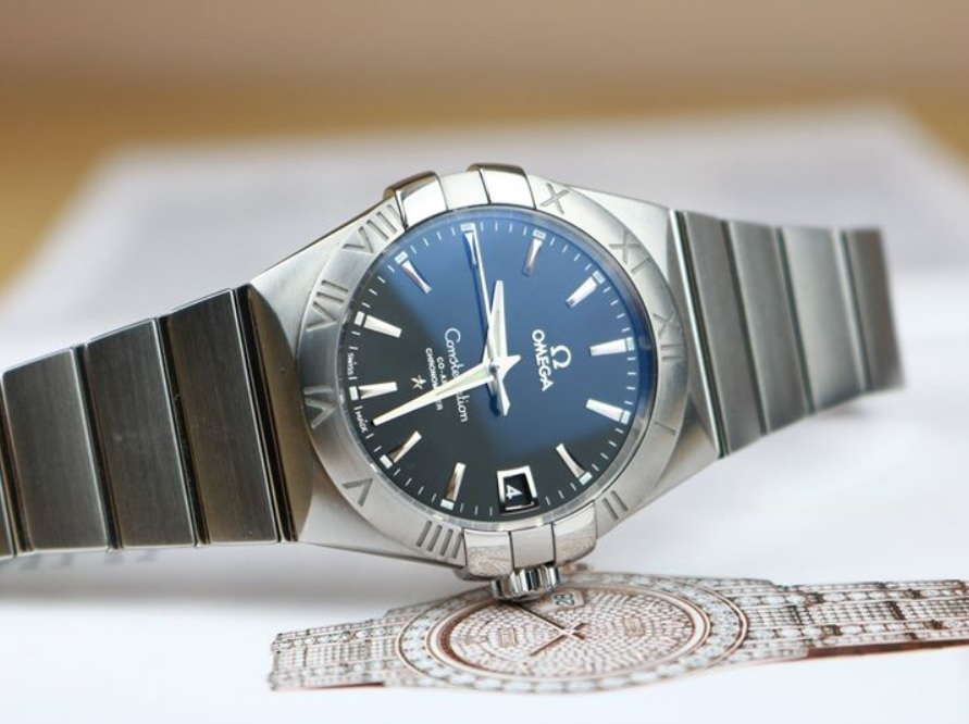 Thu mua OMEGA CONSTELLATION CO-AXIAL 38MM