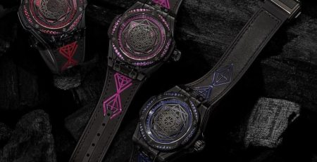 Hublot Sang Bleu All Black