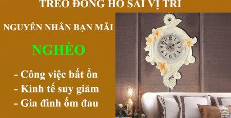TREO DONG HO SAI VI TRI