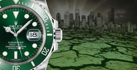 Đánh giá tàu ngầm Rolex Subrediner 116610LV
