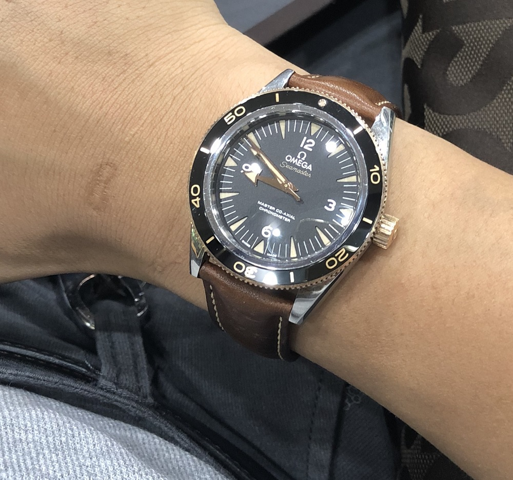 Omega Seamaster 300 Master Co-Axial Ref.233.22.41.21.01.001