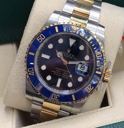 rolex-submariner116613lb-mat-xanh-doi-2016