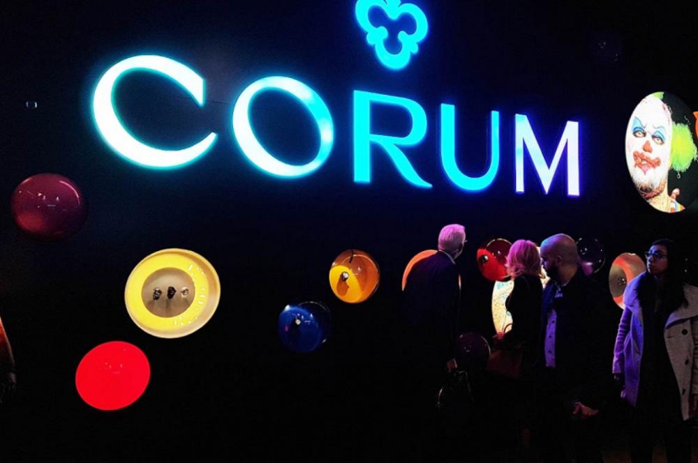 Thương hiệu đồng hồ Corum không tham gia Baselworld 2019