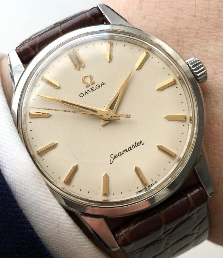 Đồng hồ Omega cổ điển