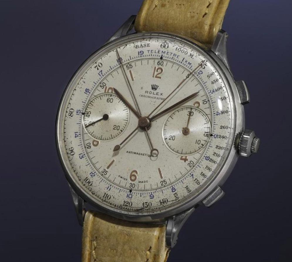 Antimagnetique Rolex Ref. 4113