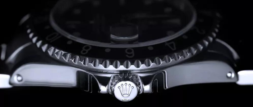 Câu chuyện về Logo Five-Point Crown của Rolex