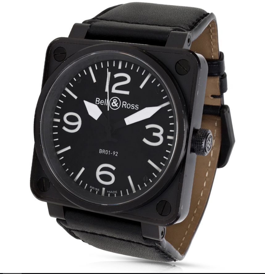 BELL AND ROSS – AVIATION - BR 01-92