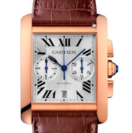 Đồng hồ nam Cartier Tank MC W5330005