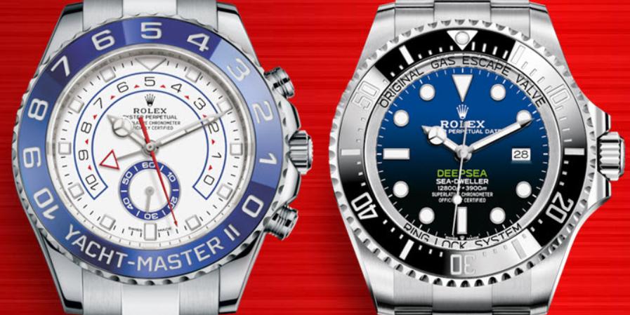 Đồng hồ Rolex cho người có cổ tay lớn