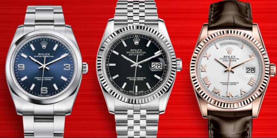 Đồng hồ Rolex cho người có cổ tay nhỏ