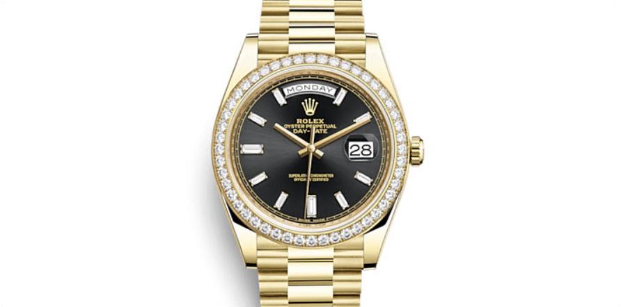 Rolex Datejust 31mm 178288 - Bezel kim cương - Mặt số đen