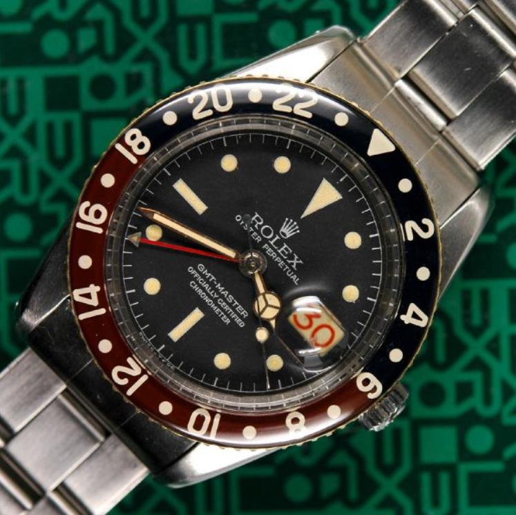 Rolex GMT-Master II Ref. 6542