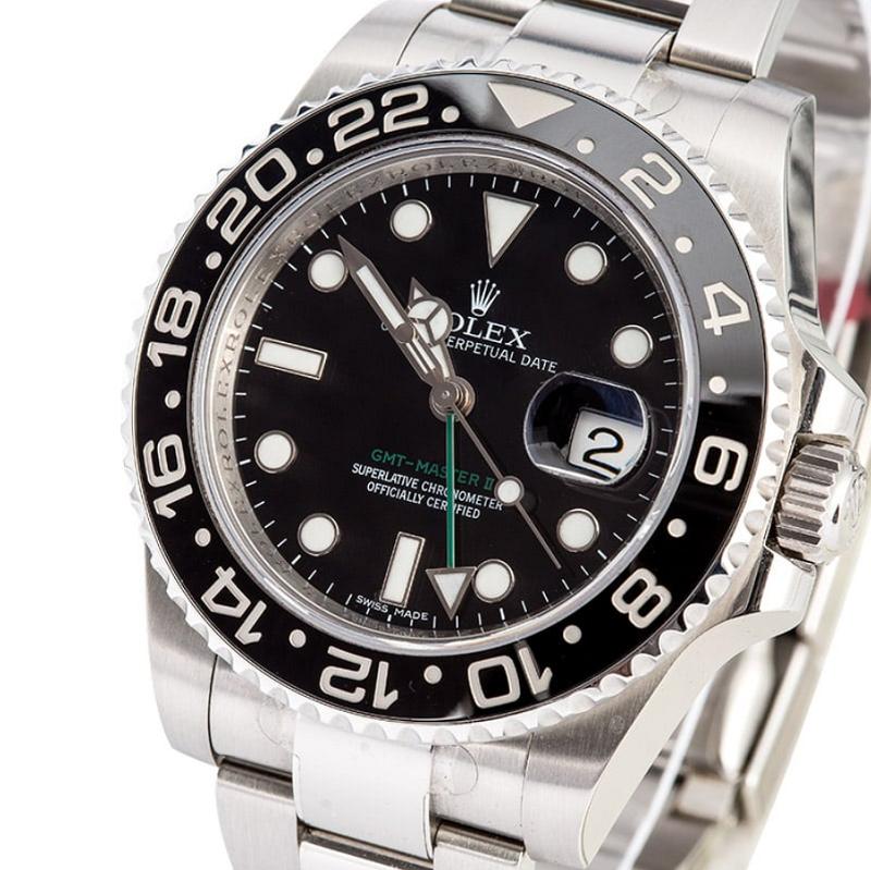 Rolex GMT-Master II Ref. 116710
