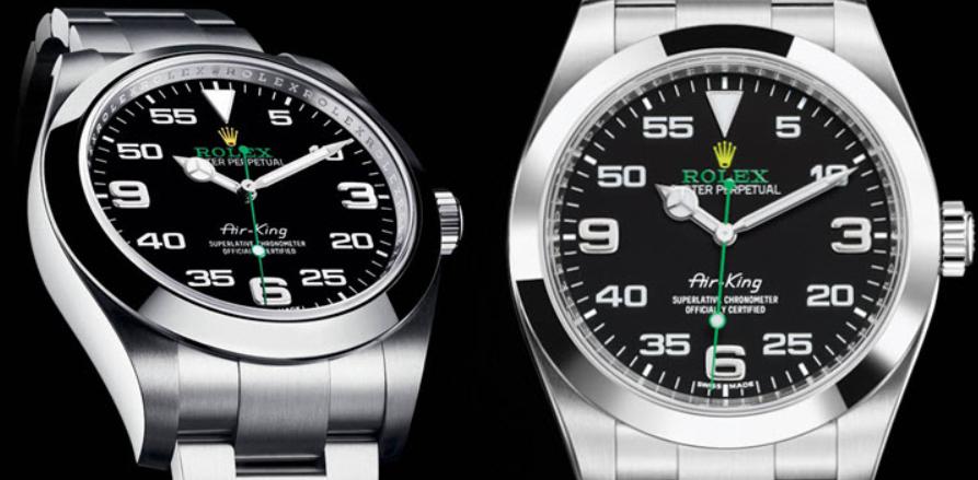 Đồng hồ Rolex nam Air King