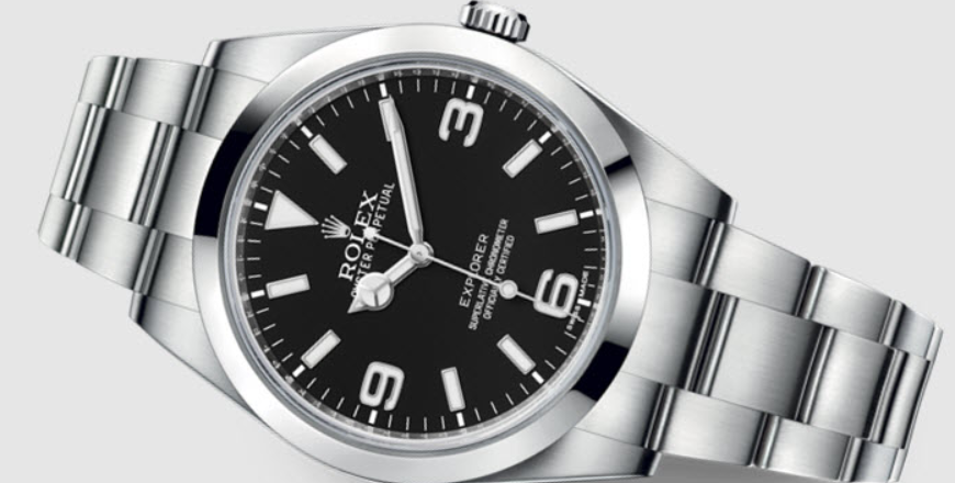 Đồng hồ Rolex nam Explorer I