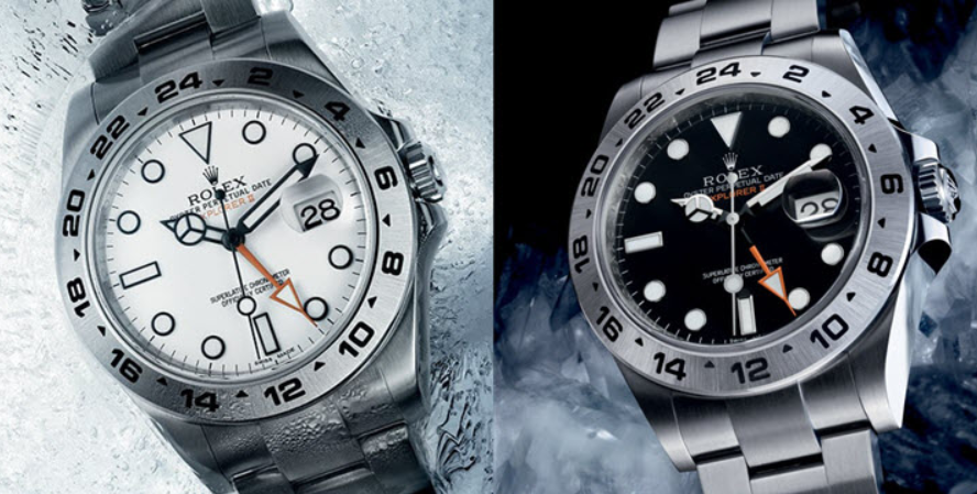 Đồng hồ Rolex nam Explorer II 40mm