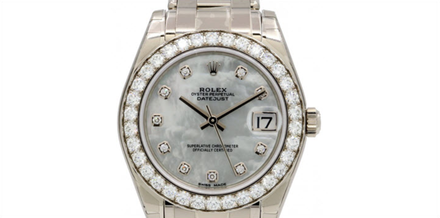 Rolex Pearlmaster 81299