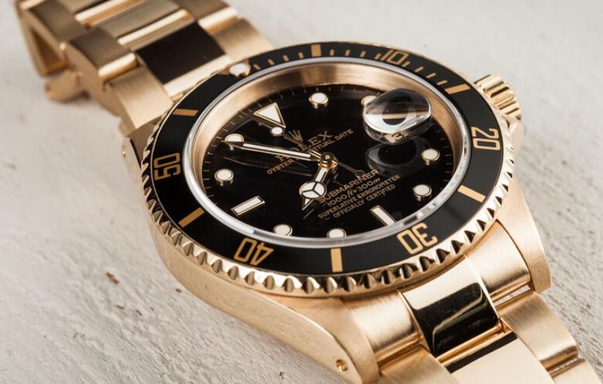 Đồng hồ Rolex Submariner Ref. 16618