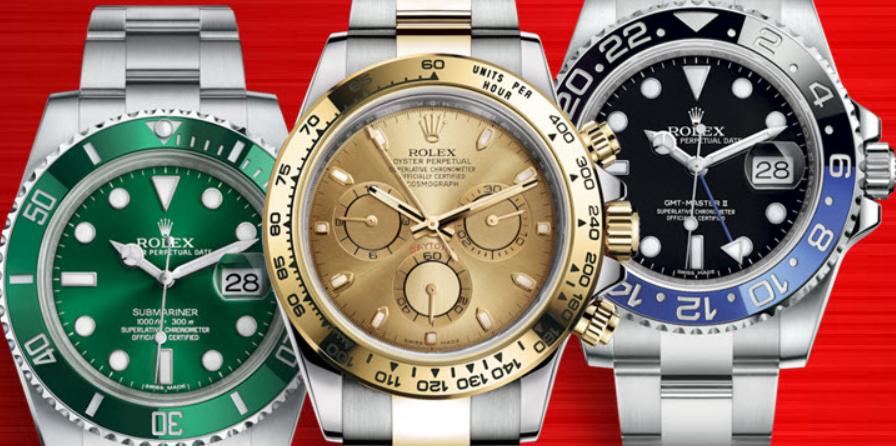 Đồng hồ Rolex với phong cách thể thao