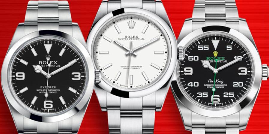Giá đồng hồ rolex Thụy Sĩ phải chăng nhất