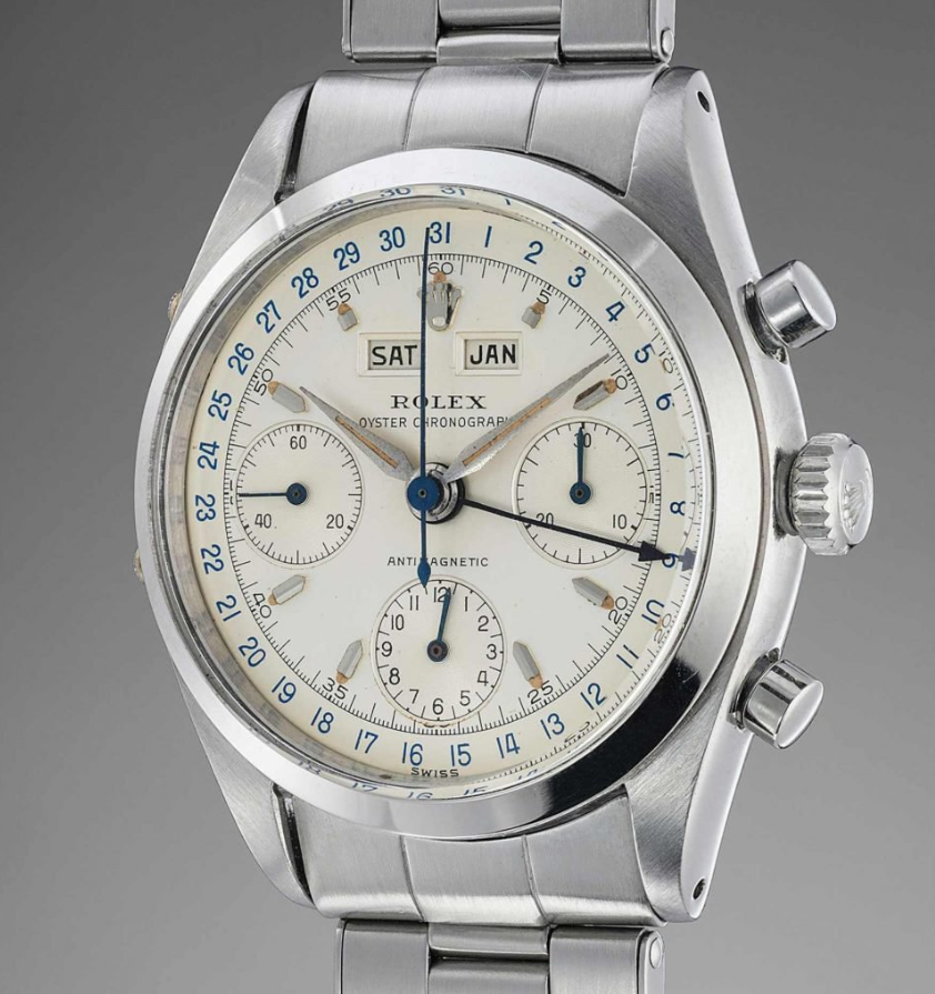 "ROLEX DAYTONA ""JEAN-CLAUDE KILLY"" CHRONOGRAPH Ref. 6236"